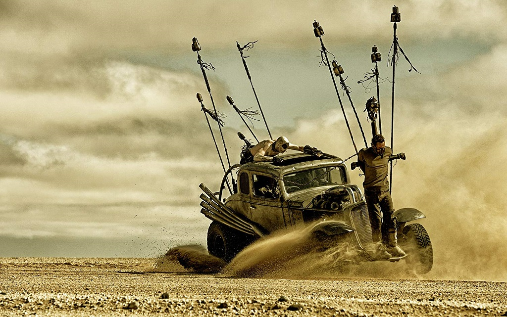 Mad Max Fury Road film 2015
