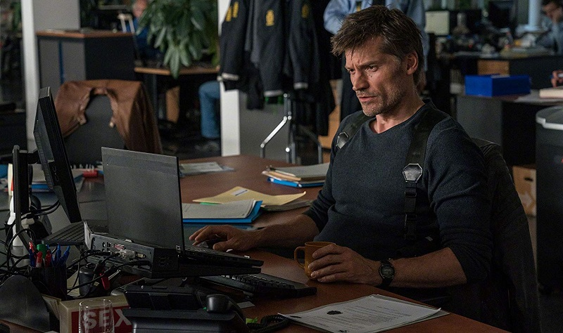 Nikolaj Coster-Waldau in Domino (2019) film