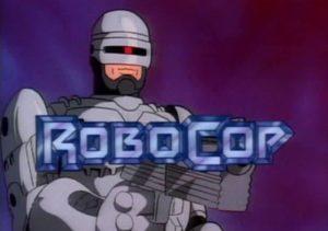 RoboCop Cartone Marvel