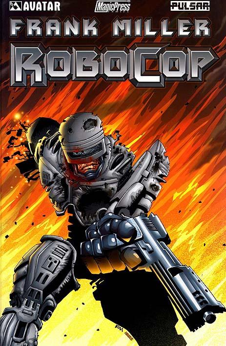 RoboCop fumetti Miller