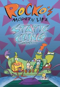 Rocko's Modern Life- Static Cling (2019) poster