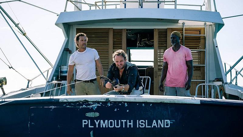 Serenity - L'isola dell'inganno film 2019