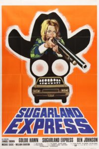 Sugarland Express (1974) film poster