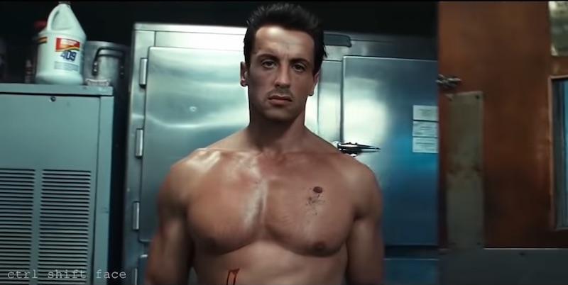 Sylvester Stallone Terminator 2 Deepfake