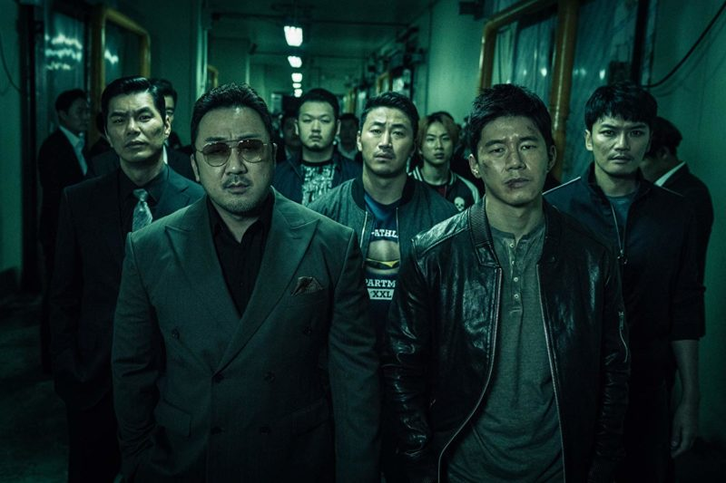The Gangster, the Cop and the Devil - 2