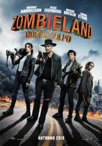 Zombieland Doppio Colpo poster