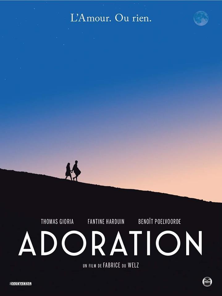 adoration film du welz poster