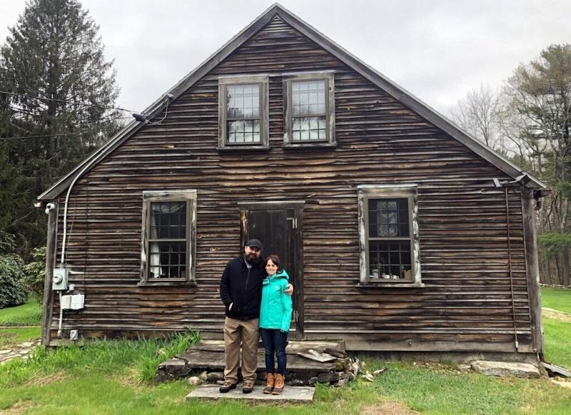 casa vera the conjuring Harrisville, Rhode Island
