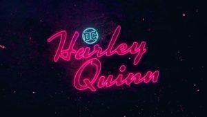 harley quinn serie animata 2019 poster