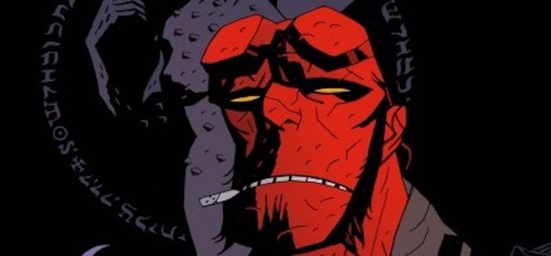 hellboy fumetto