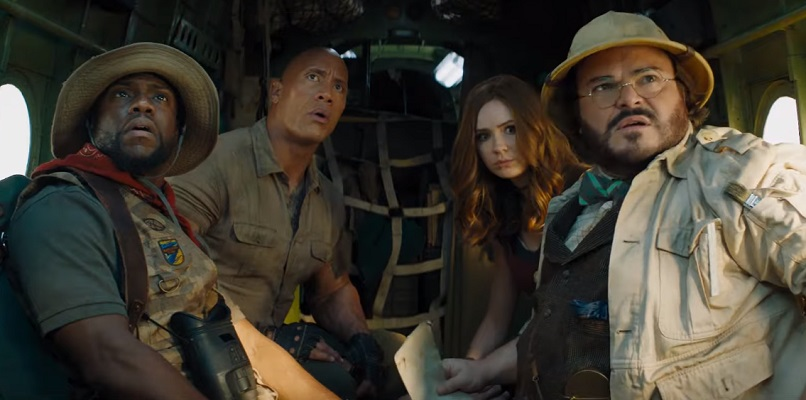 jumanji the next level film 2019