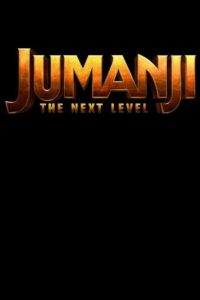 jumanji the next level film poster