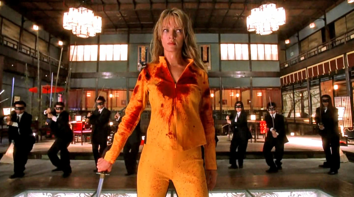 kill bill volume 1 uma thurman film