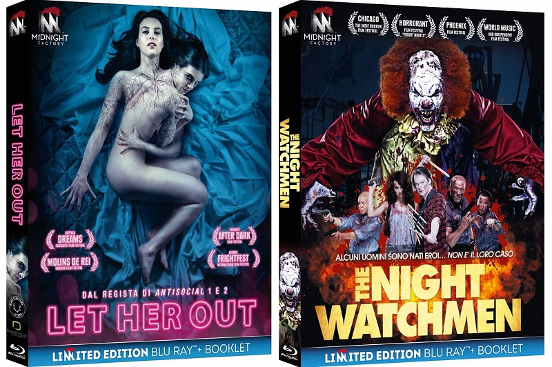 let her out night watchmen blu-ray ita