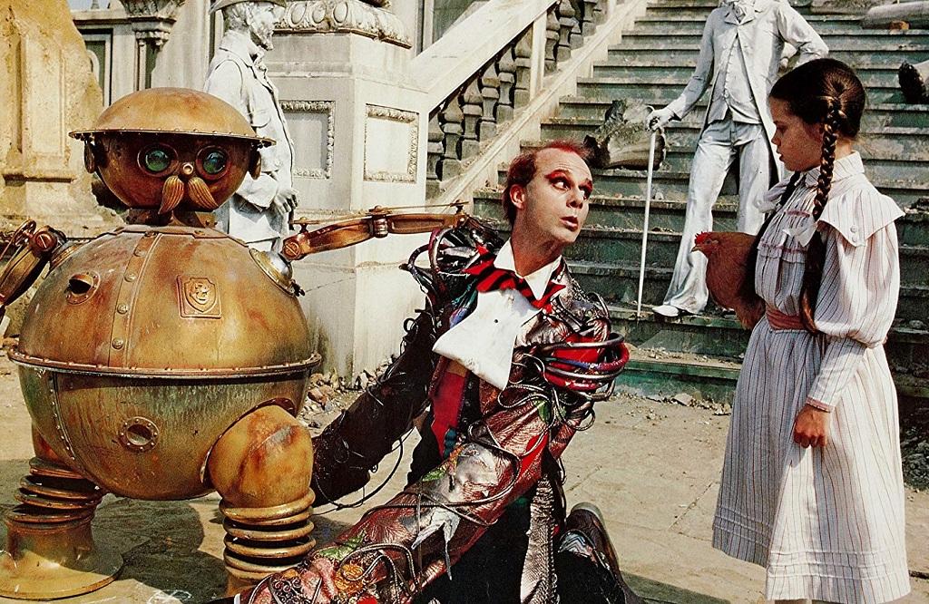 nel fantastico mondo di oz 1985 film fairuza balk