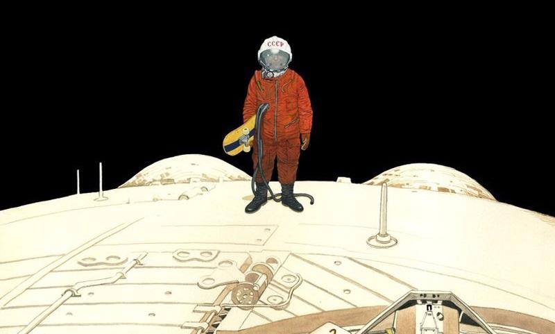 orbital era film katsuhiro otomo poster