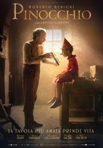 pinocchio film garrone poster 2019