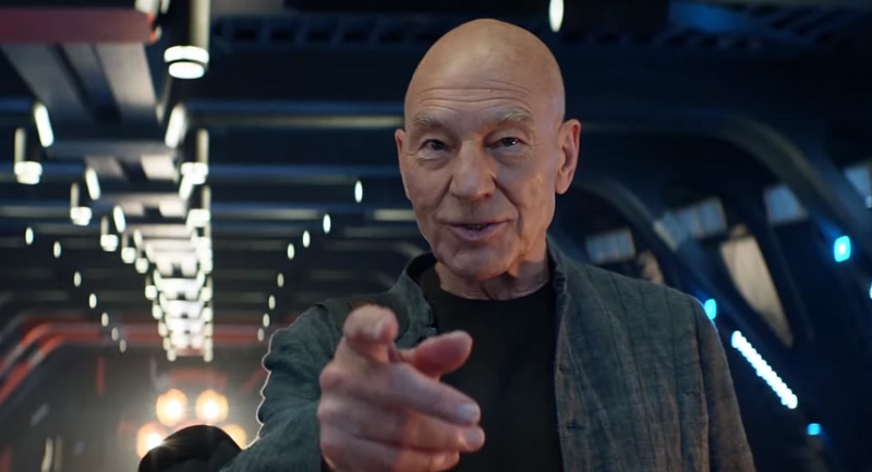 star trek picard serie amazon