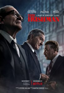 the irishman netflix film poster