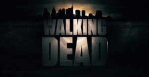 the walking dead film poster