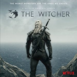 the witcher serie netflix poster