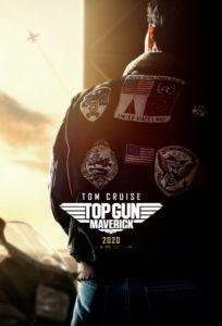 top gun maverick film poster