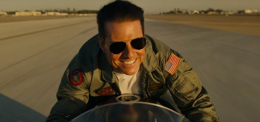 top gun maverick film tom cruise