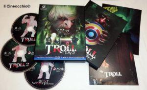 troll 1 e 2 cofanetto blu-ray ita