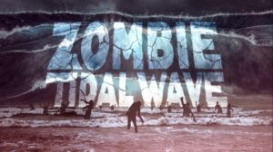 zombie tidal wave film poster