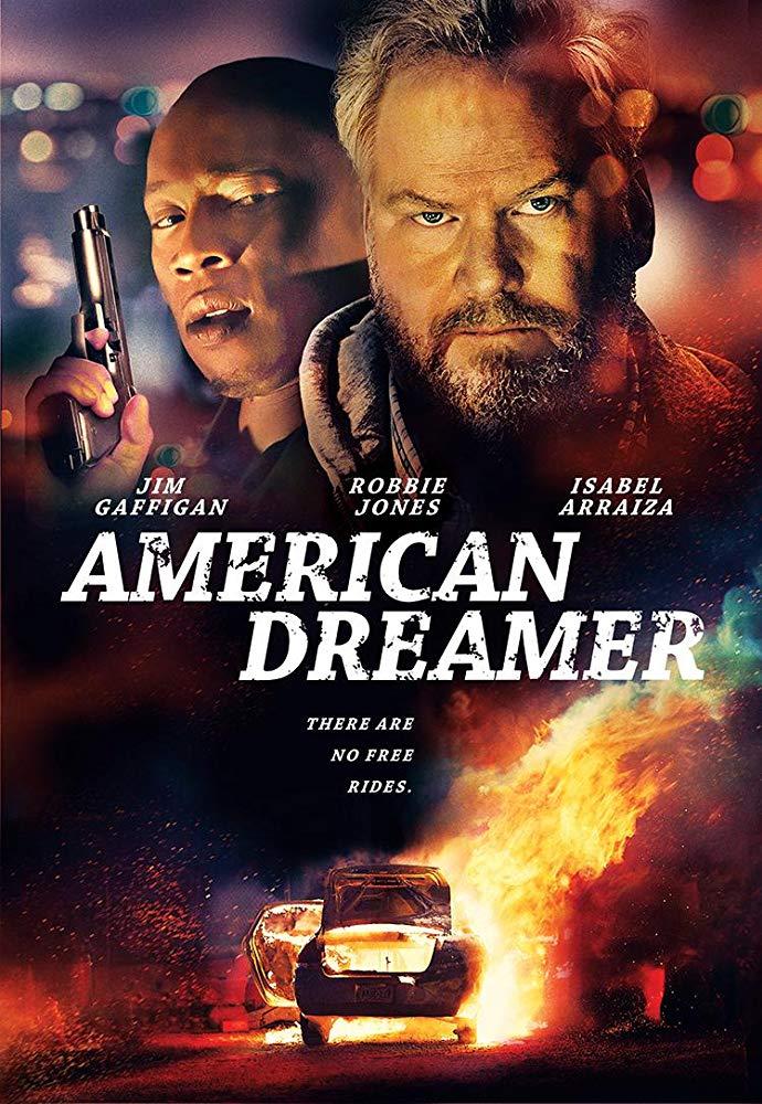 American Dreamer - poster