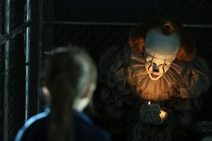 Bill Skarsgård in It Capitolo Due pennywise