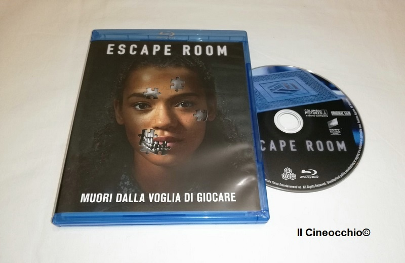 Blu-ray Escape Room di Adam Robitel