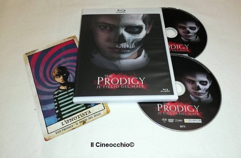 Blu-ray The Prodigy - Il Figlio Del Male di Nicholas McCarthy