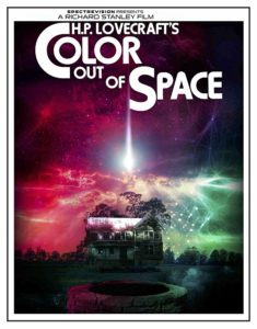 Color Out of Space (2019) film poster