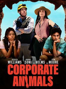 Corporate Animals (2019) film poster