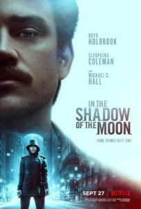 In the Shadow of the Moon film poster 2019