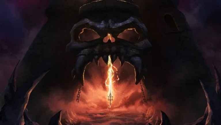 Masters of the Universe Revelation netflix kevin smith poster