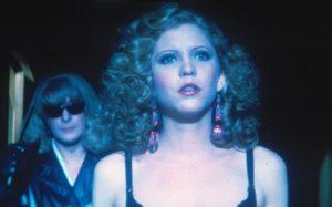 Nancy Allen in Vestito per Uccidere (1980)