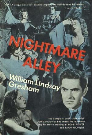 Nightmare Alley - William Lindsay Gresham