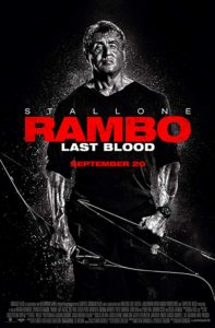 Rambo Last Blood (2019) poster