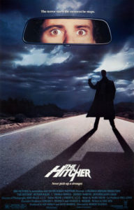 The Hitcher - La lunga strada della paura (1986) poster