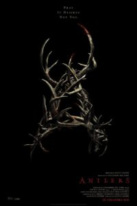 antlers film poster