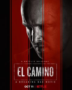 el camino film breaking bad poster
