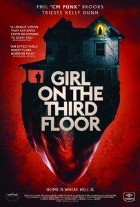 girls on the third floor film poster