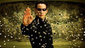 matrix reloaded neo film