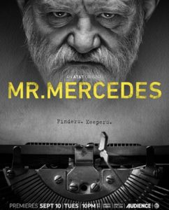 mr mercedes serie 3 poster