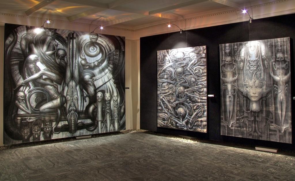 museo hr giger Gruyères [Matthias Belz] (2)