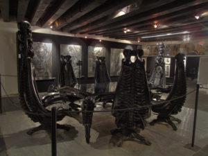 museo hr giger Gruyères [Matthias Belz]