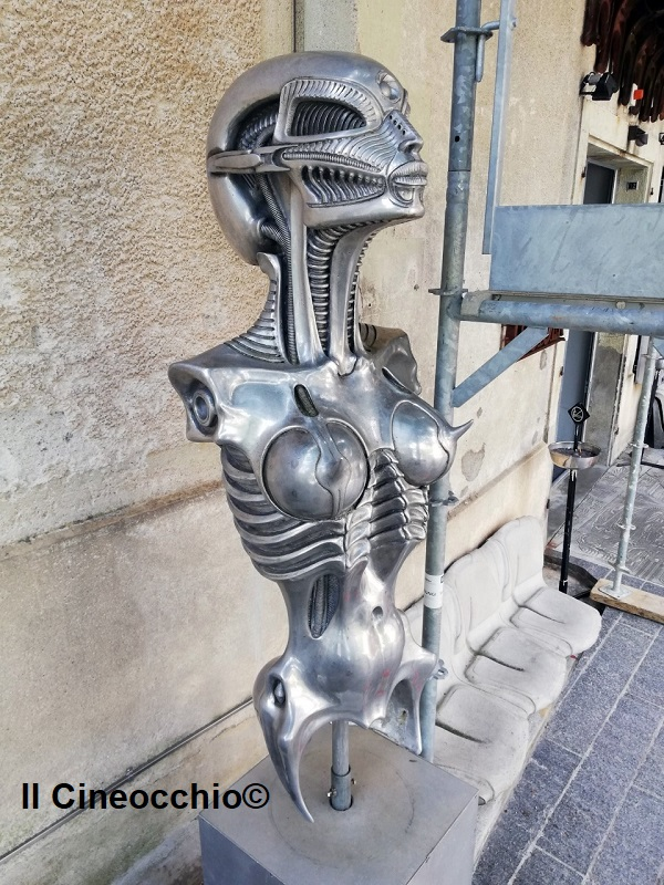 museo hr giger Gruyères