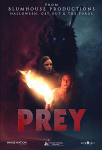 prey film Franck Khalfoun poster